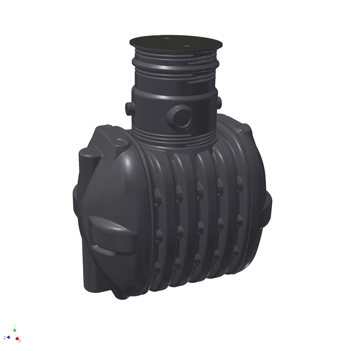 regenwasser tank zisterne erdtank speicher sl basic ebay. Black Bedroom Furniture Sets. Home Design Ideas
