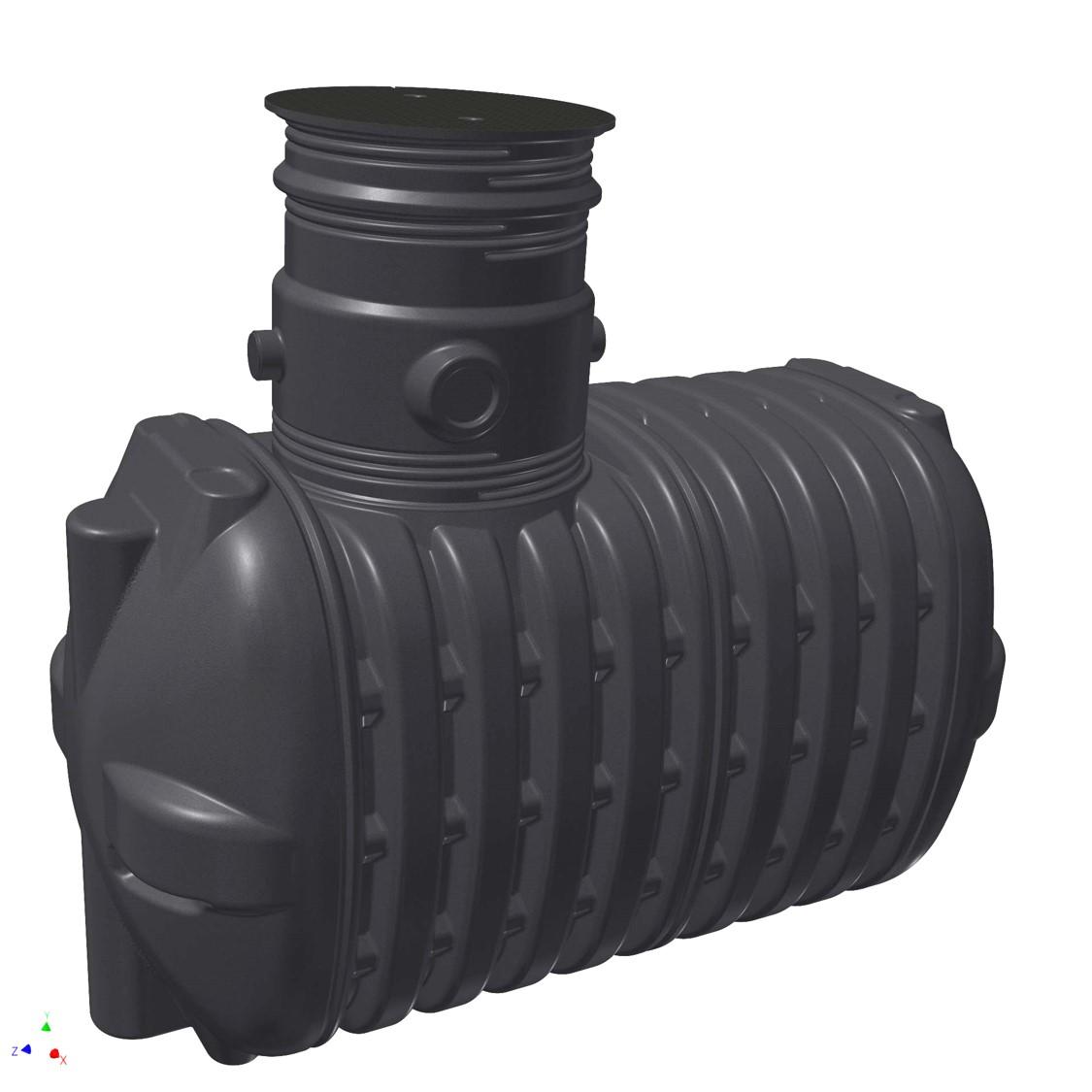 regenwasser tank zisterne erdtank speicher sl basic. Black Bedroom Furniture Sets. Home Design Ideas