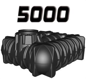 5000 l wassertank